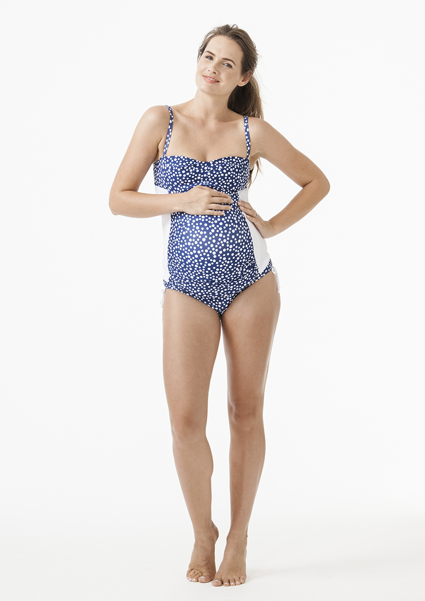 padded tankini | bubble spot